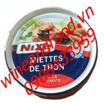 Cá ngừ xốt cà chua Nixe 160g