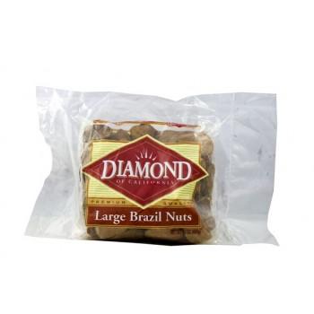 Hạt hạnh nguyên Brazil Nuts Diamond 454g