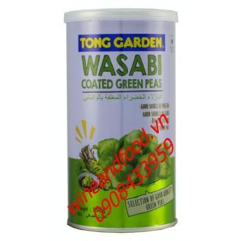 Đậu Hà Lan mù tạt Tong Garden 180g