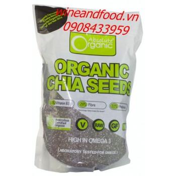 Hạt Chia Absolute Organic 1kg
