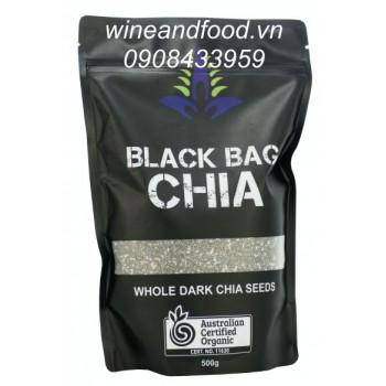 Hạt chia đen Black Bag EM 500g
