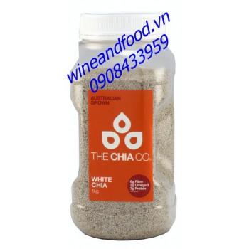 Hạt chia trắng Australia Grown hũ 1kg