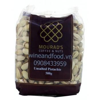 Hạt dẻ cười không muối Mourad's 500g
