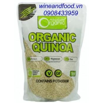 Hạt Diêm Mạch Úc Absolute Organic 1kg