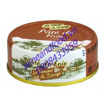 Pate Foie Les Terrines du Bocage 77g