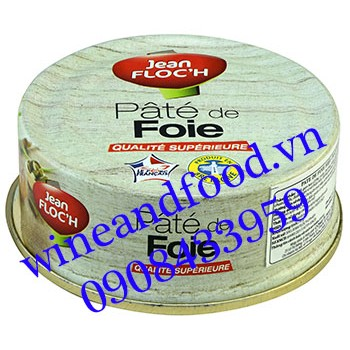 Pate de Foie Jean Floc'h 78g
