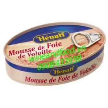 Pate foie Henaff 113g