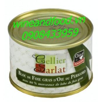 Pate gan ngỗng Cellier Sarlat 65g