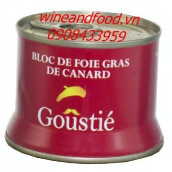Pate gan vịt Goustie 150g