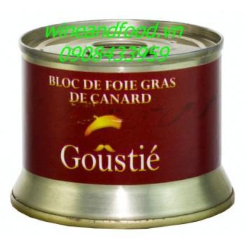 Pate gan vịt Goustie hộp truyền thống 150g
