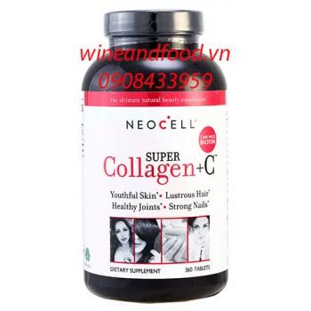 Collagen + C Neocell 360 viên