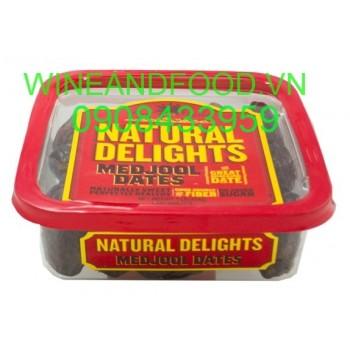 Chà là Natural Delights 454g
