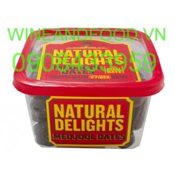 Chà là Natural Delights 907g