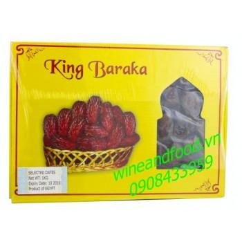 Chà là Ai Cập King Baraka 1kg
