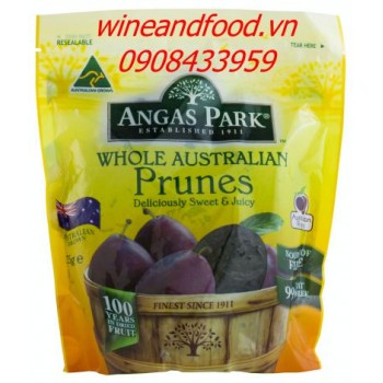 Trái mận dẻo Angas Park 375g