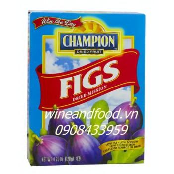 Trái sung khô Champion 120g