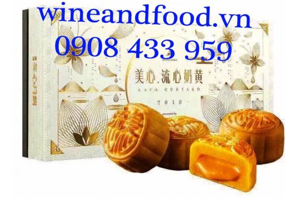 Bánh trung thu Hongkong mua ở đâu tại tphcm