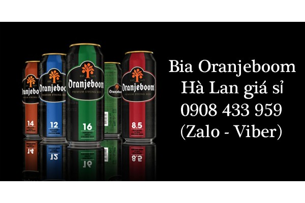 Bia Oranjeboom Hà Lan giá sỉ