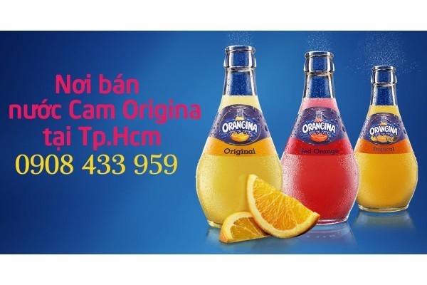Nơi mua bán nước Cam Orangina tại TpHcm nhập từ Pháp giá sỉ