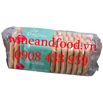 Bánh Champagne Les Boudoirs Carrefour 400g