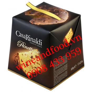 Bánh Cake Giáng Sinh Casarinaldi Panettone trái cây 500g