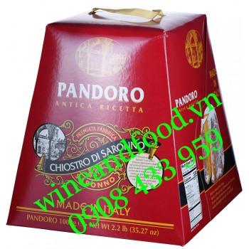 Bánh Cake Giáng Sinh Ý Pandoro Chiostro di Saronno 1000g
