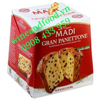 Bánh cake Madi 1000g nhập từ Ý