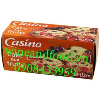 Bánh Cake nhân trái cây Casino 300g