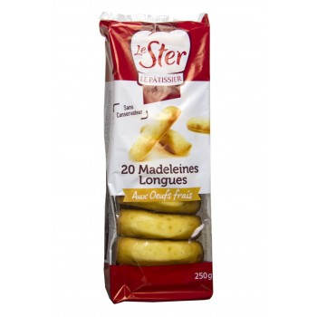 Bánh Madeleines Le Ster 250g