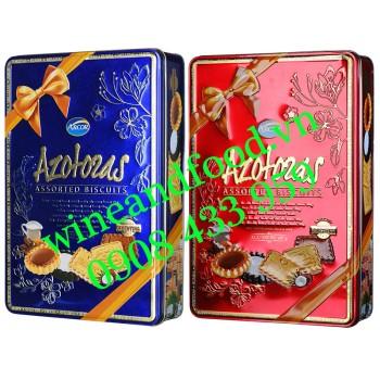 Bánh quy hỗn hợp Azotozas Arcor 447g