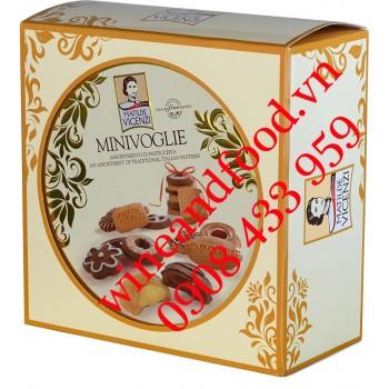 Bánh quy hỗn hợp Minivoglie Matilde Vicenzi hộp 500g