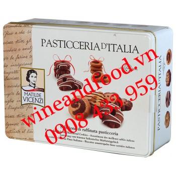 Bánh quy hỗn hợp Pasticceria D'italia Matilde Vicenzi 420g