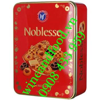 Bánh quy xốp hỗn hợp Noblesse Hans Freitag 400g