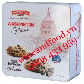 Bánh quy socola Washington Flavor Pepperidge Farm 424g