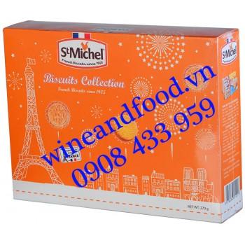 Bánh quy St Michel hộp giấy 270g