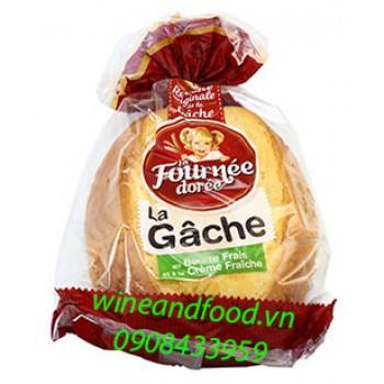 Bánh mì bơ kem tròn La Fournee Doree 500g