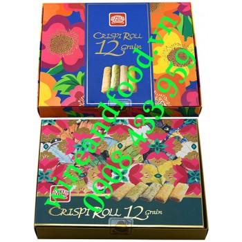 Bánh 12 loại đậu Crispi Roll Pei Tien 150g