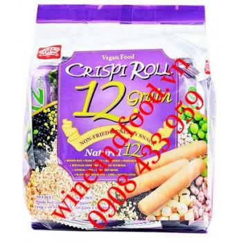 Bánh 12 loại đậu hiệu Pei Tien vị khoai môn 180g