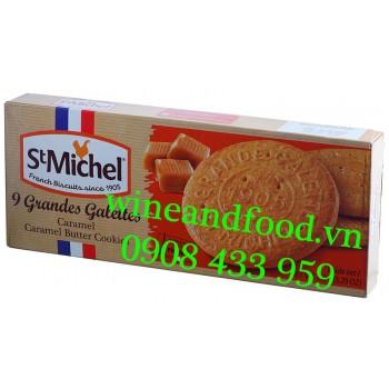 Bánh quy Bơ Caramel St Michel hộp 150g