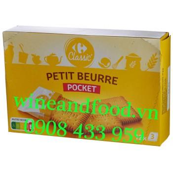Bánh quy bơ Petit Beurre Pocket Classic 300g