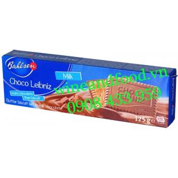 Bánh quy bơ Socola sữa Choco Leibniz Bahlsen 125g