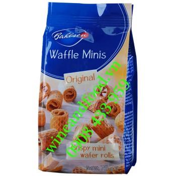 Bánh quy cuộn Original Bahlsen túi 100g