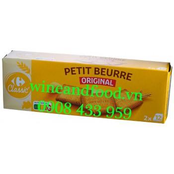 Bánh quy Petit Beurre Original Classic Carefour 200g