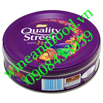 Kẹo hỗn hợp socola Toffees Quality Street Nestle 480g