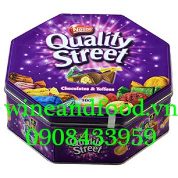 Kẹo hỗn hợp socola & toffees Quality Street Nestle 900g