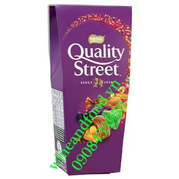 Kẹo socola hỗn hợp Quality Street Nestle hộp 265g