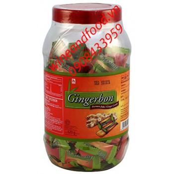 Kẹo gừng Gingerbon 620g