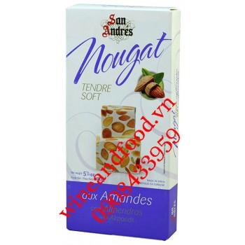Kẹo Nougat Hạnh Nhân San Andres 150g
