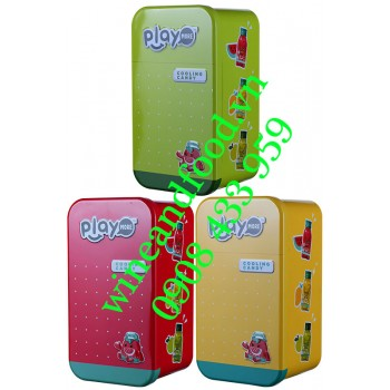 Kẹo Playmore Cooling Candy hộp thiếc 110g
