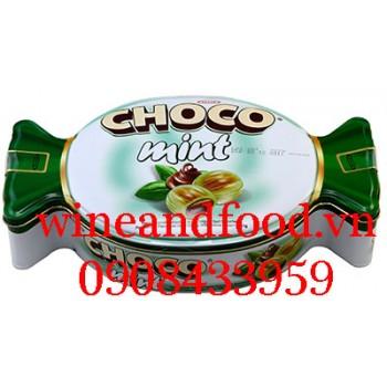 Kẹo socola Bạc Hà Choco Mint Tayas 600g